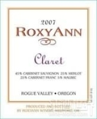 Roxy Ann Claret, Rogue Valley, USA