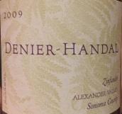 丹尼尔汉德酒庄仙粉黛干红葡萄酒(Denier-Handel Zinfandel,Alexander Valley,USA)