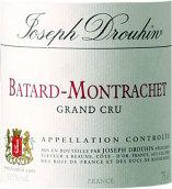 约瑟夫杜鲁安巴塔-蒙哈榭园干白葡萄酒(Joseph Drouhin Batard-Montrachet,Cote de Beaune,France)