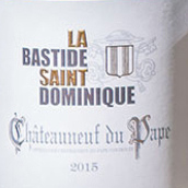 圣多米尼克教皇新堡干白葡萄酒(La Bastide Saint Dominique Blanc,Chateauneuf-du-Pape,France)