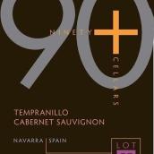 90布拉斯35号丹魄-赤霞珠混酿干红葡萄酒(90+Ninety Plus Cellars Lot 35 Tempranillo-Cabernet Sauvignon...)