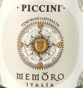 彼奇尼酒庄梦魔轮白葡萄酒(Piccini Memoro Vino Bianco D'Italia, Tuscany, Italy)