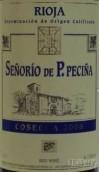 佩齐纳酒庄干红葡萄酒(Senorio de P.Pecina,Rioja DOCa,Spain)