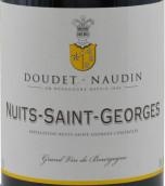 诺丁酒庄(夜圣乔治村)红葡萄酒(Doudet-Naudin Nuits-Saint-Georges,Cote de Nuits,France)