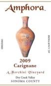 安芙兰福基尼园佳丽酿干红葡萄酒(Amphora Forchini Vineyard Carignane,Dry Creek Valley,USA)