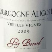 盖伊·博卡德酒庄阿里高特老藤白葡萄酒(Guy Bocard Bourgogne Aligote Vieilles Vignes,Burgundy,France)