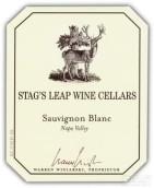 鹿跃酒窖长相思干白葡萄酒(纳帕谷)(Stag's Leap Wine Cellars Warren Winiarski Sauvignon Blanc,...)