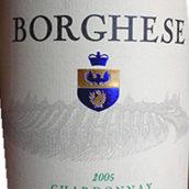 鲍格才酒庄霞多丽干白葡萄酒(Castello di Borghese Chardonnay,North Fork,USA)