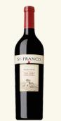 圣弗朗西丝古藤仙粉黛干红葡萄酒(St.Francis Old Vines Zinfandel,Sonoma County,USA)