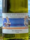 浅滩湾酒庄l雷司令干白葡萄酒(Bay of Shoals Riesling,Kangaroo Island,Australia)