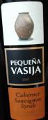 Pequena Vasija Cabernet Sauvignon-Syrah,Mendoza,Argentina