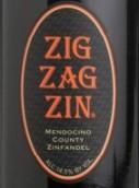 齐格扎格辛仙粉黛干红葡萄酒(Zig Zag Zin Zinfandel,Mendocino County,USA)