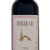 Ignaz Niedrist 'Berger Gei' Lagrein Gries Alto Adige,...
