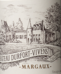 杜霍酒庄红葡萄酒(Chateau Durfort-Vivens, Margaux, France)