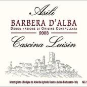 Cascina Luisin Asili Barbera d'Alba,Piedmont,Italy