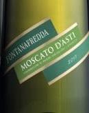 方达娜福达浓郁莫斯卡托甜白葡萄酒(Fontanafredda Le Fronde Moscato D'Asti DOCG, Piedmont, Italy)