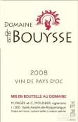 Domaine La Bouysse Carignan,Vin de Pays d'Oc,France