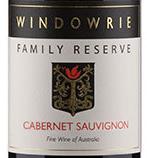 文多瑞家庭珍藏赤霞珠干红葡萄酒(Windowrie Family Reserve Cabernet Sauvignon, Cowra, Australia)