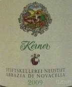 Abbazia di Novacella-Stiftskellerei Kloster Neustift Kerner ...