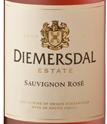 黛眉斯多索维农桃红葡萄酒(Diemersdal Sauvignon Rose,Durbanville,South Africa)
