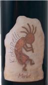可可佩里梅洛干红葡萄酒(Kokopelli Merlot,Arizona,USA)