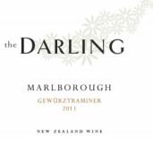 达令酒庄琼瑶浆干白葡萄酒(The Darling Gewurztraminer, Marlborough, New Zealand)