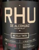 Vinedos de Alcohuaz RHU de Alcohuaz Mezcla Tinta,Elqui ...