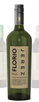 佛罗里欧慷慨系列赫雷斯加强酒(Bodega Florio Generosos Coleccion Jerez,Mendoza,Argentina)