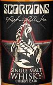 蝎子摇滚明星单一麦芽威士忌(Scorpions Rock n Roll Star Single Malt Whisky,Sweden)
