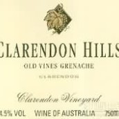 克拉伦敦山克拉伦敦园老藤歌海娜干红葡萄酒(Clarendon Hills Clarendon Vineyard Old Vine Grenache, Clarendon, Australia)