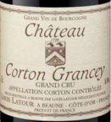 路易拉图科尔登-格兰塞干红葡萄酒(Louis Latour Chateau Corton Grancey, Cote de Beaune, France)