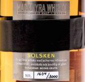 麦克米拉时刻系列阳光瑞典单一麦芽威士忌(Mackmyra Moment Solsken Svensk Single Malt Whisky, Sweden)