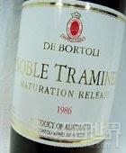 德保利贵族塔明娜贵腐甜白葡萄酒(De Bortoli Noble Traminer,Riverina,Australia)