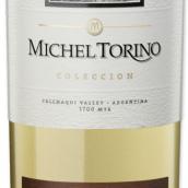 米歇尔多林酒庄精选系列特浓情白葡萄酒(Michel Torino Coleccion Torrontes,Salta,Argentina)