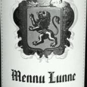 穆德拉美诺干红葡萄酒(Santa Cruz de Mudela Mennu Lunne,Castilla-La Mancha,Spain)