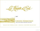 泰恩豪特德欧乐干白葡萄酒(Cave de Tain Les Hautes d'Eole, Crozes-Hermitage, France)
