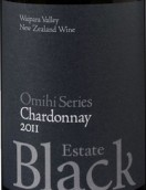 布莱克奥米希系列霞多丽干白葡萄酒(Black Estate Omihi Series Chardonnay,Waipara Valley,New ...)