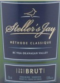 苏马克里奇斯泰乐干型起泡酒(Sumac Ridge Estate Steller's Jay Brut Sparkling, Okanagan Valley, Canada)