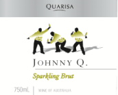夸里萨莊尼系列干型起泡酒(Quarisa Johnny Q Sparkling Brut,Padthaway,Australia)