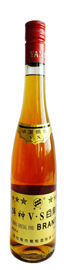 海市700特种白兰地(Haishi Winery 700 Brandy,Yantai,China)
