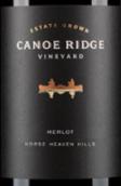 轻舟岭梅洛干红葡萄酒(Canoe Ridge Vineyard Estate Grown Merlot,Horse Heaven Hills,...)