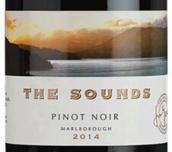 声音酒庄黑皮诺干红葡萄酒(The Sounds Pinot Noir,Marlborough,New Zealand)