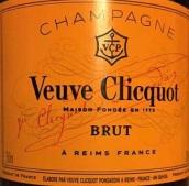凯歌极干型皇牌香槟(Veuve Clicquot Brut Yellow Label, Champagne, France)