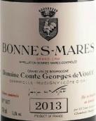 武戈伯爵(波内玛尔特级园)红葡萄酒(Domaine Comte Georges de Vogue Bonnes-Mares Grand Cru, Cote de Nuits, France)