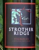斯特赫斯酒庄斯特罗瑟维诺干红葡萄酒(Stonehaus Farms Vineyard&Winery Strother Ridge Vignoles,...)