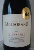 米勒格朗福特红葡萄酒(Chateau Millegrand Fut de Chene, Languedoc-Roussillon, France)