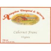 阿宾顿品丽珠干红葡萄酒(Abingdon Cabernet Franc,Virginia,USA)