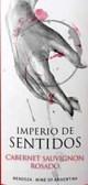 23号酒庄鉴赏帝国赤霞珠桃红葡萄酒(Cavas del 23 Imperio de Sentidos Cabernet Sauvignon Rose,...)