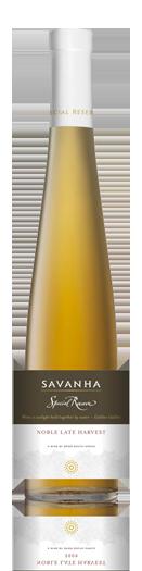 斯皮尔酒堡萨凡哈酒庄特别珍藏贵腐甜白葡萄酒(Spier Savanha Special Reserve Noble Late Harvest,...)