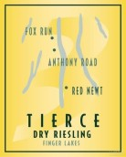 Tierce Dry Riesling,Finger Lakes,USA